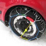 Le catene da neve auto sono obbligatorie in inverno