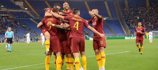 Champions League: Juventus-Young Boys 3-0, Roma-Plzen 5-0