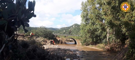 Dopo tre giorni di nubifragi la Sardegna è una regione allo stremo