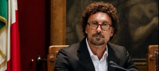 Genova,Toninelli: anticiperemo i risarcimenti per gli sfollati e Autostradepagherà