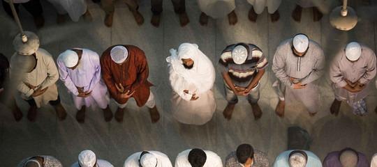 chiesa bergamo moschea