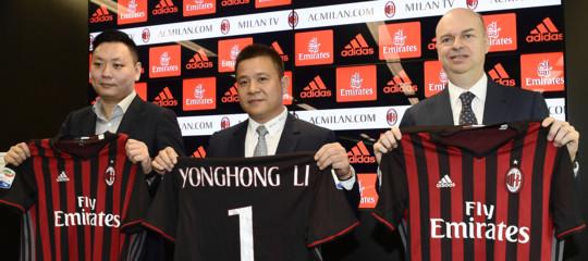 li yonghong milan