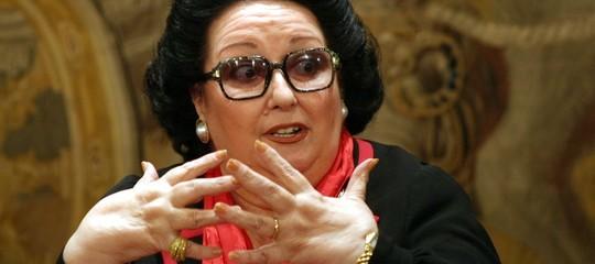 Lirica: è morta a 85 anni la soprano MontserratCaballé