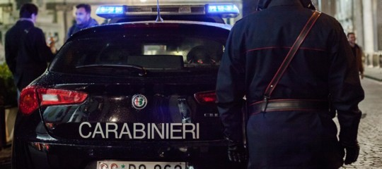 Napoli: rapinavano banche passando dallefogne, 12 arresti