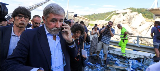 Un sindaco manager per rifare il ponte della disgrazia. Chi è Bucci
