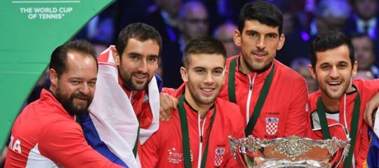 coppa davis croazia