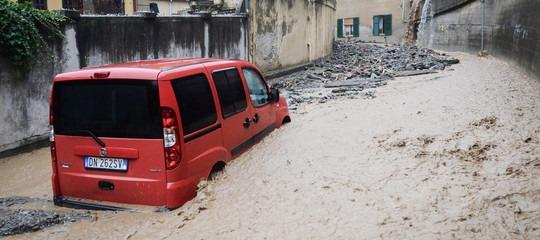 stato emergenza regioni maltempo