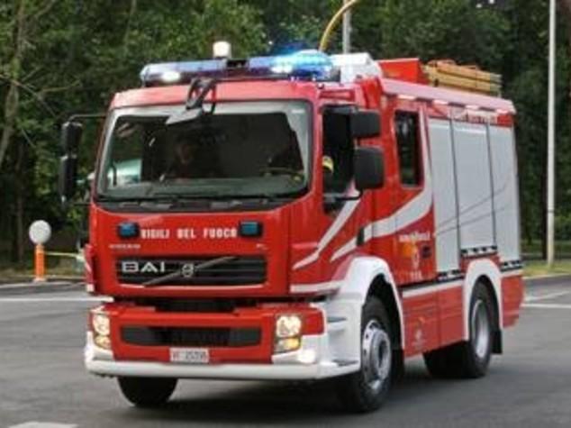 Esplode distributore carburanti sullaSalaria, 15 feriti