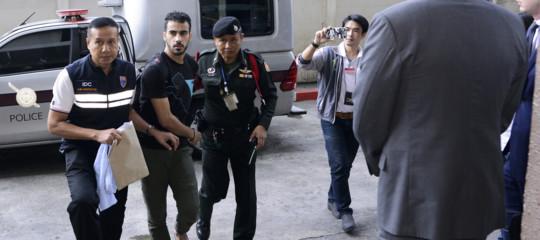 Hakeemoggi nonscenderàin campo, è in carcere aBangkokda 40 giorni