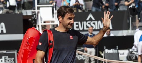 Federer ritiro internazionali