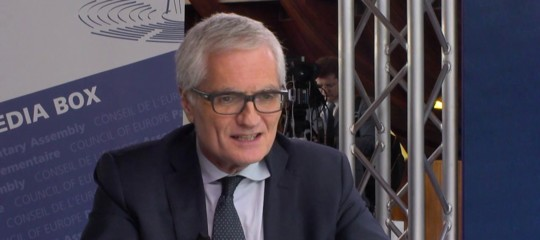 Consiglio d'Europa: Michele Nicoletti elected new Pace President