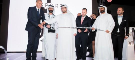 Uae: Juventus Academy inaugurated in Abu Dhabi