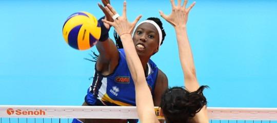 L'Italia ha conquistato la finale dei mondiali di pallavolo femminile