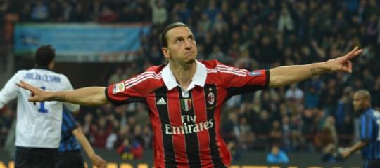 Ibrahimovica gennaio potrebbe tornare al Milan