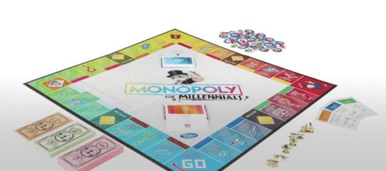 Il nuovo monopoly per millennials sta facendo arrabbiare for Nuovo arredo monopoli