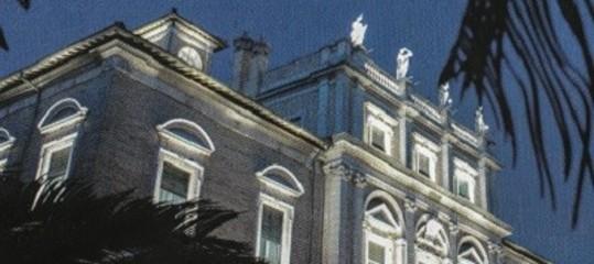 Storia del palazzo della Nunziatura, dove sono state trovate ossa umane