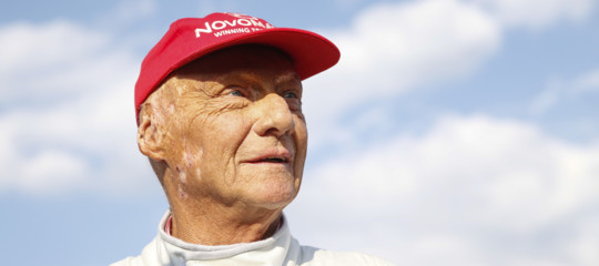 Niki Lauda ricoverato