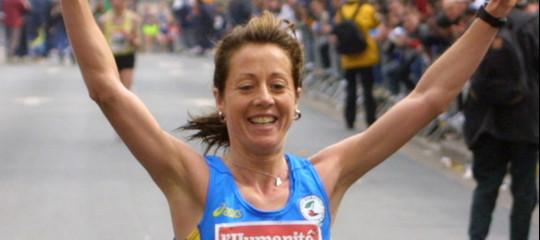 Lutto per atletica azzurra, trovata morta fondista MauraViceconte