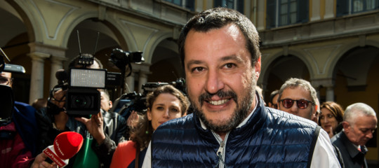 Flat tax Salvini