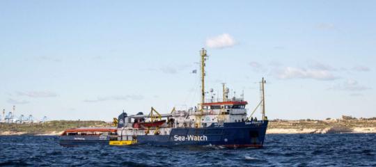 sea watch migranti salvini