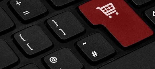 negozi shopping online