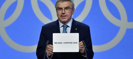 milano cortina olimpiadi invernali 2026