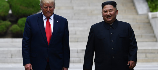 trump kim incontro storico
