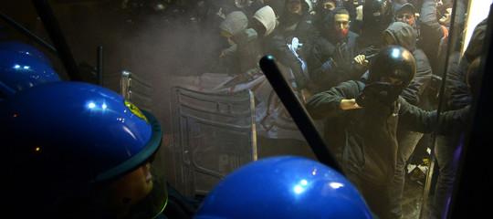 tav scontri polizia