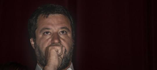 salvini lega crisi governo elezioni anticipate