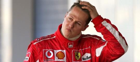Schumacher cure segrete parigi