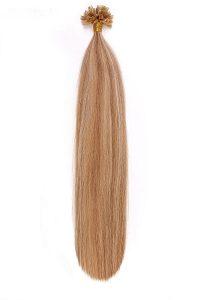 Come curare i capelli a cui si applicano le extension con cheratina
