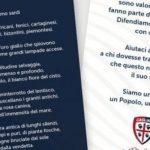 Il Cagliari vince il razzismo con una poesia di Grazia Deledda
