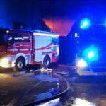Incendi: brucia collina nel Salernitano, sgomberi e scuole chiuse