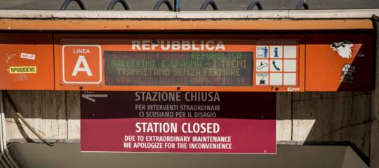 metro stazione repubblica barberini