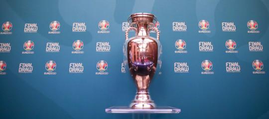 Sorteggio euro 2020 girone italia