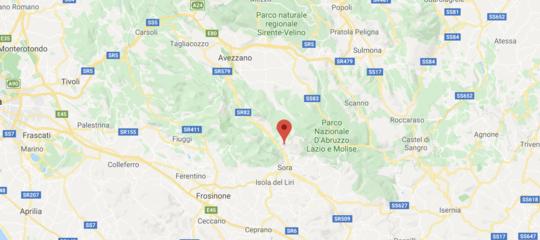 scossa terremoto aquilano roma