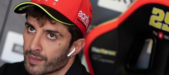 Doping steroidi sospeso Moto Gp Iannone