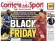 """Smalling e Lukaku hanno risposto al """"Black Friday"""" del Corriere dello Sport"""