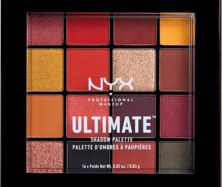 NYX Professional Makeup palette di ombretti - Ultimate Shadow Palette - Phoenix