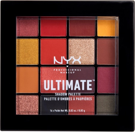 NYX Professional Makeup palette di ombretti - Ultimate Shadow Palette - Phoenix