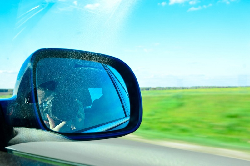 Tipi di specchietto retrovisore