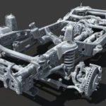 Dalla scala alla monoscocca per diversi tipi di veicolo