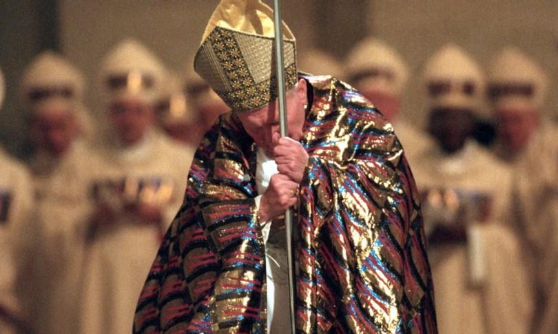 attentato papa pallottola magica giovanni paolo II