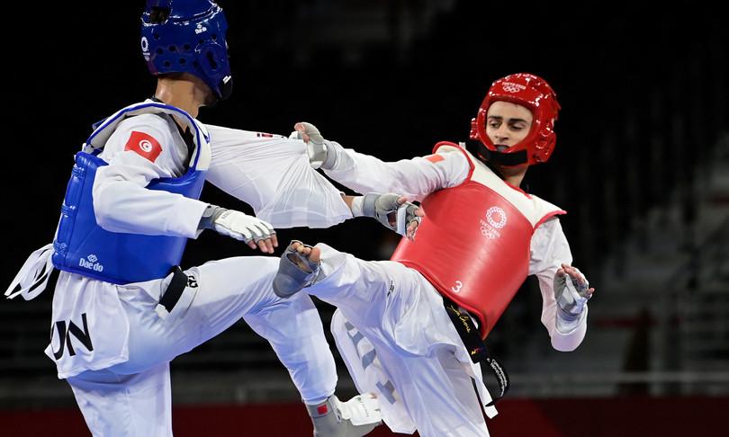 taekwondo Dell'Aquila oro italia